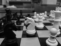 Acheckerboard& x28 Αμερικανικοαγγλικός & x29  ή chequerboard Στοκ Φωτογραφία