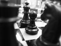 AÂ-checkerboardu. x28; Amerikaner English& x29; oder Kauen Lizenzfreie Stockbilder