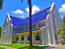 AÂ-churchÂbyggnad Royaltyfri Bild