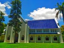 AÂ-churchÂbyggnad Arkivfoton