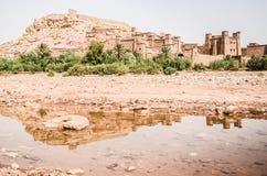 Aït Benhaddou, деревня Morrocan Стоковое Изображение RF