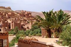 Aït Benhaddou warowna wioska w Maroko Obraz Stock