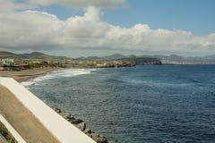 Açores ö den gröna ön Royaltyfria Foton