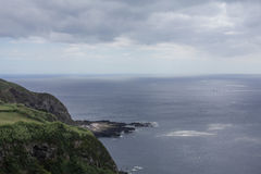 Açoreseiland het groene eiland Royalty-vrije Stock Afbeelding