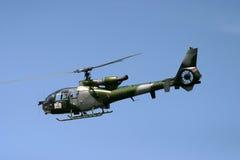 Aérospatiale-Gazelle ist ein FünfSeat-Lichthubschrauber Lizenzfreie Stockbilder
