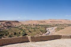 Aït Ben Haddou, Marruecos Foto de archivo libre de regalías