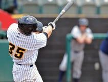 Ação 2012 do basebol do campeonato menor Imagem de Stock