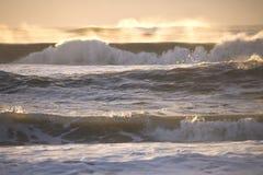 Ação da onda Imagem de Stock Royalty Free