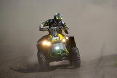 Ação de ATV Imagens de Stock