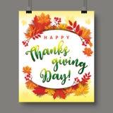 Ação de graças Day_1 Fotografia de Stock Royalty Free