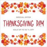 Ação de graças Day_12 Fotografia de Stock Royalty Free