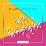 Ação de graças Day_13 Fotografia de Stock
