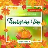 Ação de graças Day_15 Fotos de Stock Royalty Free