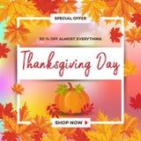 Ação de graças Day_14 Imagem de Stock Royalty Free