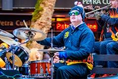 Ação de graças Macy Parade 2015 Foto de Stock Royalty Free