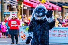 Ação de graças Macy Parade 2015 Imagem de Stock