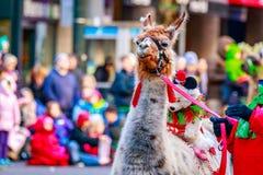 Ação de graças Macy Parade 2015 Imagem de Stock Royalty Free