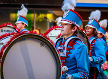 Ação de graças Macy Parade 2015 Imagens de Stock Royalty Free