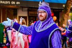 Ação de graças Macy Parade 2015 Fotos de Stock Royalty Free