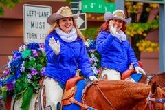 Ação de graças Macy Parade 2016 Fotografia de Stock Royalty Free