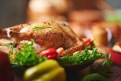 Ação de graças Turquia Fotos de Stock