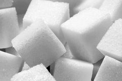 Açúcar Fotos de Stock Royalty Free
