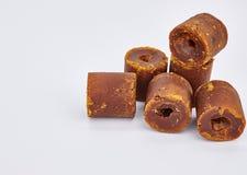 Açúcar da palma Imagens de Stock
