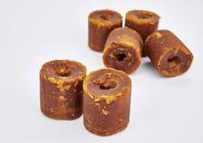 Açúcar da palma Imagem de Stock Royalty Free