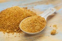 Açúcar da palma de coco Fotos de Stock