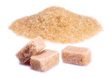 Açúcar do Brawn Foto de Stock