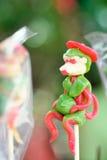 Açúcar Handmade tailandês que Sculpting fotografia de stock royalty free