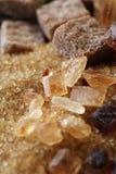 Açúcar mascavado. Imagem de Stock