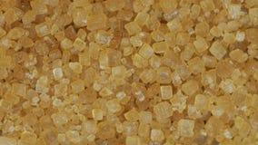 Açúcar mascavado do cana-de-açúcar, girando vídeos de arquivo