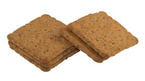 Açúcar seco dos biscoitos Imagem de Stock