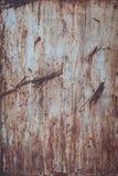 Aço da oxidação Imagens de Stock Royalty Free