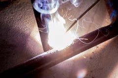 Aço doméstico claro Fotos de Stock