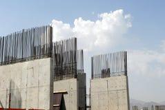Aço e concreto Imagens de Stock