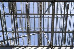 Aço estrutural Imagem de Stock Royalty Free