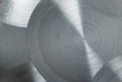 Aço inoxidável Textured Imagem de Stock Royalty Free