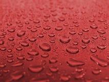 Aço molhado Imagens de Stock