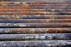 Aço oxidado Imagens de Stock Royalty Free