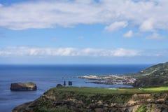 Açores island the green island Stock Photo