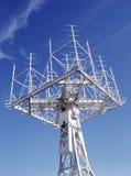 Aéreo - transmisión - reciba Imagen de archivo