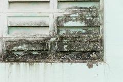 Aérez la brique sale érodez Photographie stock libre de droits