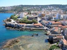 Aérez la photographie, Tabakaria, Chania, Crète, Grèce Photo libre de droits