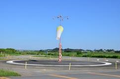 Aérodrome de Honda Photographie stock