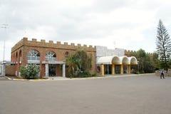 Aérogare dans Gondar Photographie stock