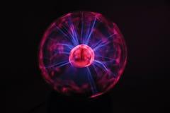 Aérolithe de l'électricité Photo des vagues électriques Photographie stock
