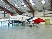 Aéronefs à l'air et à l'espace de Pima Images libres de droits
