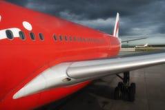 Aéronefs à Melbourne Images stock